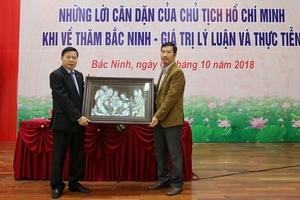 Nghệ nhân Nguyễn Đình Vinh: Thành công từ nghệ thuật khảm trai