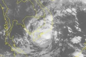 Thời tiết 25/11: Bão số 9 suy yếu khi vào đất liền Bình Thuận – Bến Tre, Hà Nội thời tiết duy trì ổn định