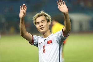 Văn Toàn: 'Vào tới bán kết, Olympic Việt Nam không ngại đối thủ nào'