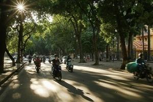 Thời tiết hôm nay 14/10: Hà Nội cuối tuần nắng đẹp, trưa chiều có mưa rào và dông vài nơi