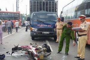 15 người tử vong do tai nạn giao thông ngày mùng 1 Tết