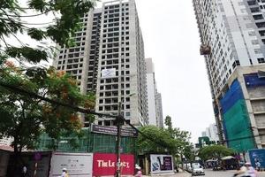 """Bất động sản Hà Nội: Chung cư cao cấp """"ẩn nấp"""" trong ngõ nhỏ"""