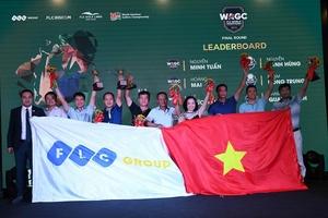 Chung kết FLC WALC Vietnam 2019 ghi dấu ấn với nhiều thắng lợi lớn