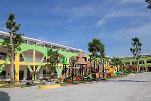 Trường Mầm non Trung Kiên – môi trường giáo dục mang đẳng cấp quốc tế ở Hà Tĩnh