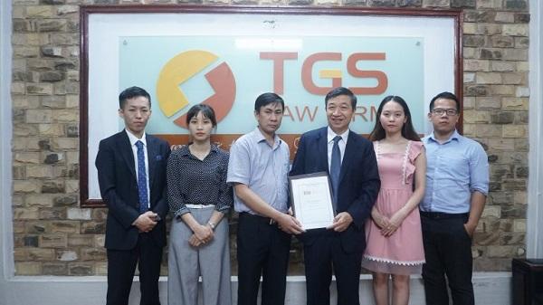Công ty Luật TNHH TGS (Hà Nội), Hãng Luật TGS và Công ty Cổ phần Tập đoàn PV Tech Holdings chính thức diễn ra lễ ký kết thỏa thuận hợp tác