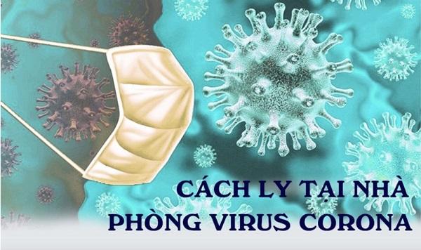 Người có tiếp xúc với người đã được chẩn đoán là nhiễm covid-19 hoặc người có tiếp xúc với người nghi nhiễm covid-19 thì cần được cách ly tại nhà