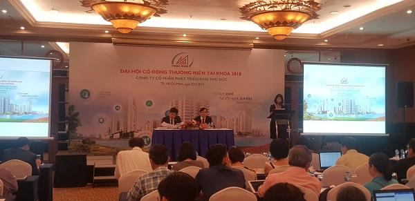 Ông Lê Chí Hiếu - Chủ tịch HĐQT TDH cho biết: Có thể trong năm 2019 TDH sẽ nâng tỷ lệ sở hữu tại FDC lên 65%
