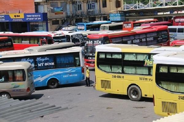 Trong dịp nghỉ lễ, các bến xe Hà Nội đã lên kế hoạch tăng cường xe để giải tỏa hành khách trong trường hợp khách tăng đột biến