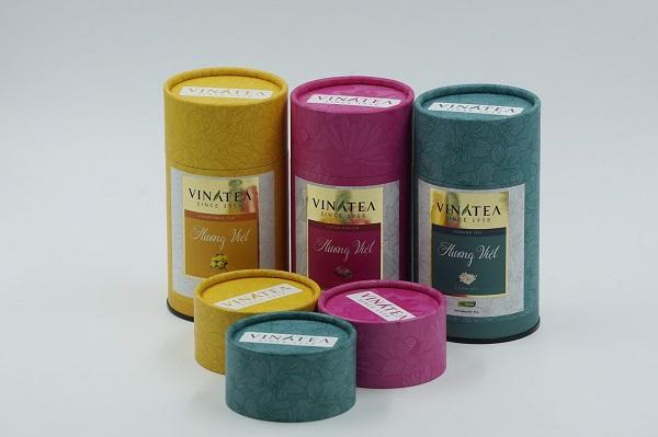 Một số sản phẩm giải nhiệt mùa hè của Vinatea.