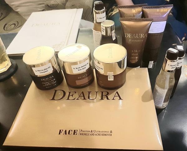 """Bộ mỹ phẩm của Công ty TNHH DeAura có giá """"siêu đắt đỏ"""" 43 triệu đồng"""