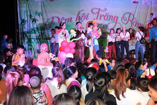 """Chương trình """"Đêm Hội Trăng Rằm 2019"""" ở Đắk Nông"""