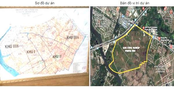 Thanh tra Bộ Tư pháp đang xem xét và cân nhắc để tạm dừng tổ chức đấu giá khu đất trên