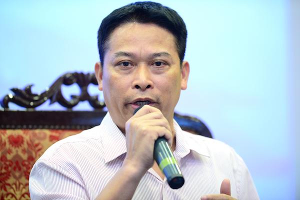 Ông Đào Trung Chính - Phó Tổng cục trưởng Tổng Cục Quản lý Đất đai, Bộ Tài nguyên Môi trường