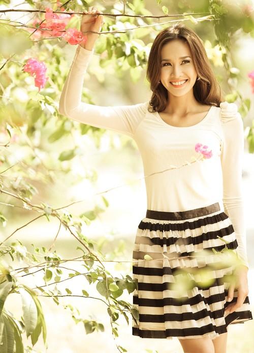 Hoa hậu Dương Mỹ Linh