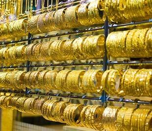 Cuối tuần giá vàng giảm 200.000 đồng/lượng