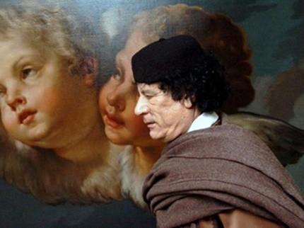 Nếu Gaddafi chưa hề chết...