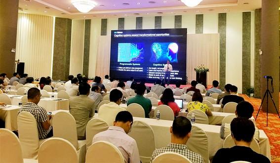 "Seminar ""AI application in healthcare"""