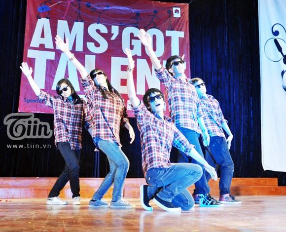 Bùng nổ đêm chung kết Ams' Got Talent