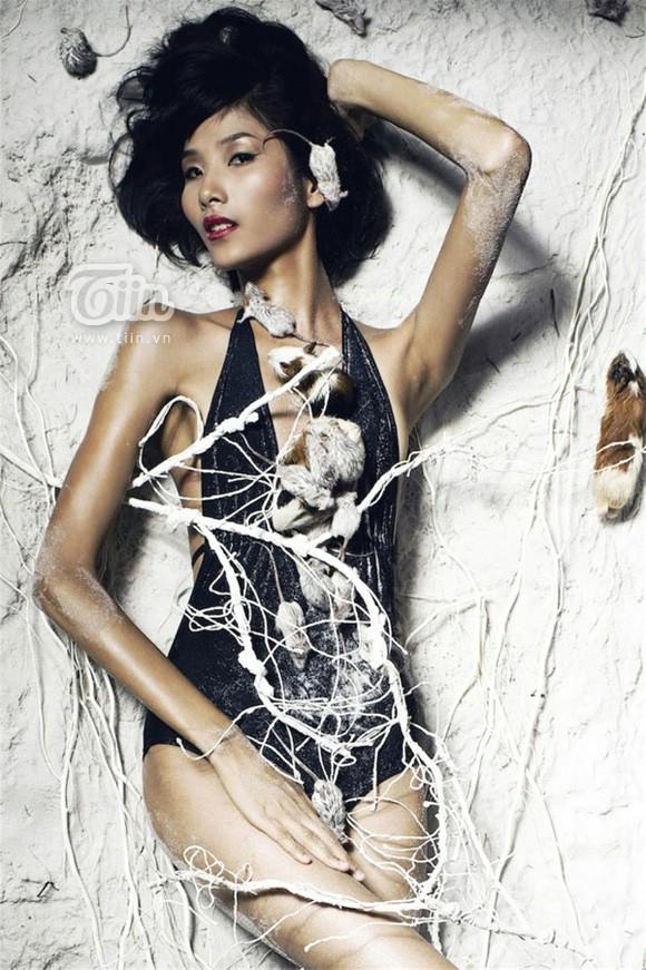 Đường đến Top Model 2011 của quán quân Hoàng Thùy