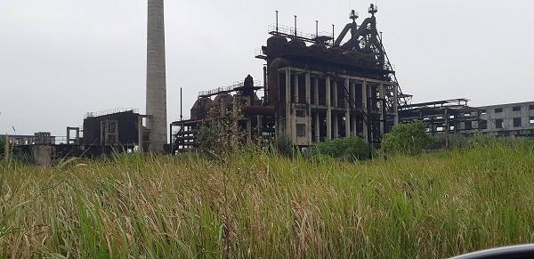Nhà máy thép Vạn Lợi đầu tư hàng nghìn tỉ bỏ hoang hơn 8 năm nay