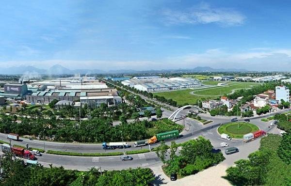Ngành công nghiệp - xây dựng trở thành động lực phát triển kinh tế - xã hội của huyện Bình Xuyên