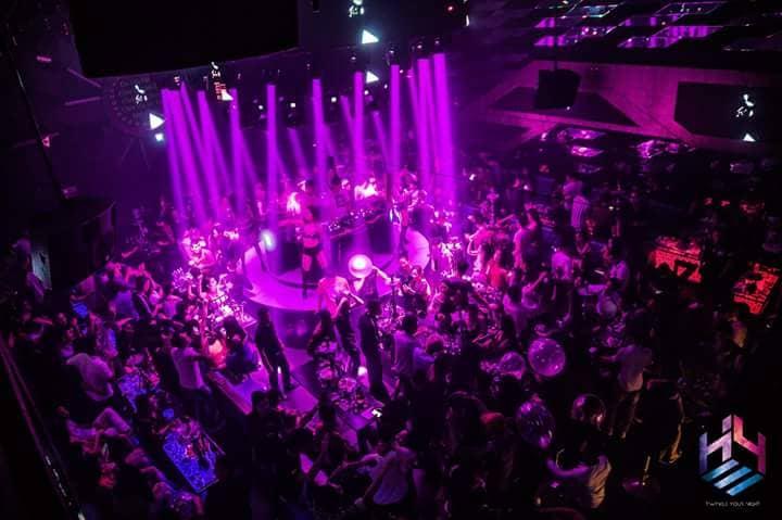 Hà Nội: Bar Hey Club