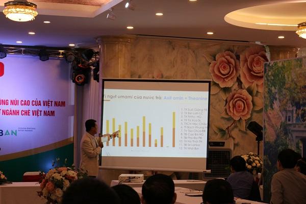 Giáo sư, Tiến sĩ Nguyễn Quốc Vọng chia sẻ các đặc điểm y dược đặc biệt quan trọng của chè Shan cổ thụ