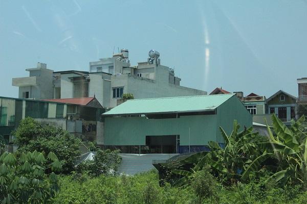 Huyện Thường Tín , TP. Hà Nội : Công trình mọc trên đất nông nghiệp,  chính quyền chậm xử lý?