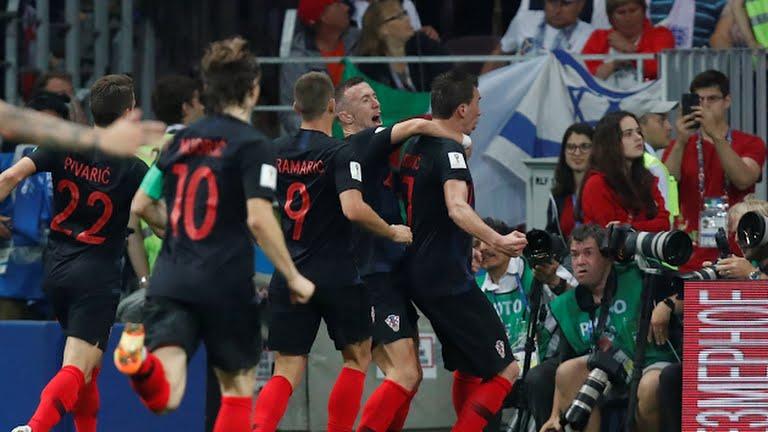 TRỰC TIẾP Croatia 2-1 Anh: 'Tam sư' gục ngã, Croatia lội ngược dòng đầy kịch tính (KT)