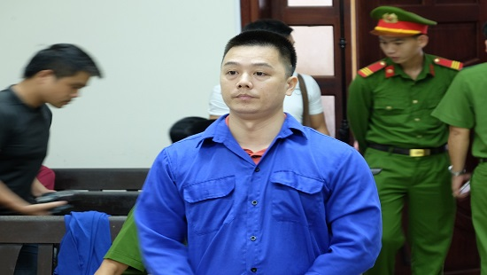 Y án sơ thẩm với kẻ dâm ô bé gái ở Hoàng Mai, Hà Nội