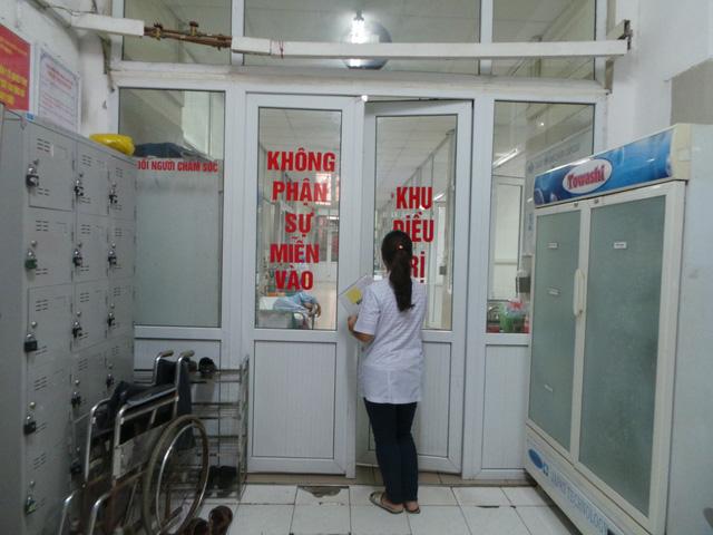 Công tác giám sát nhiễm khuẩn bệnh viện sẽ được tăng cường. Ảnh: H.Hải