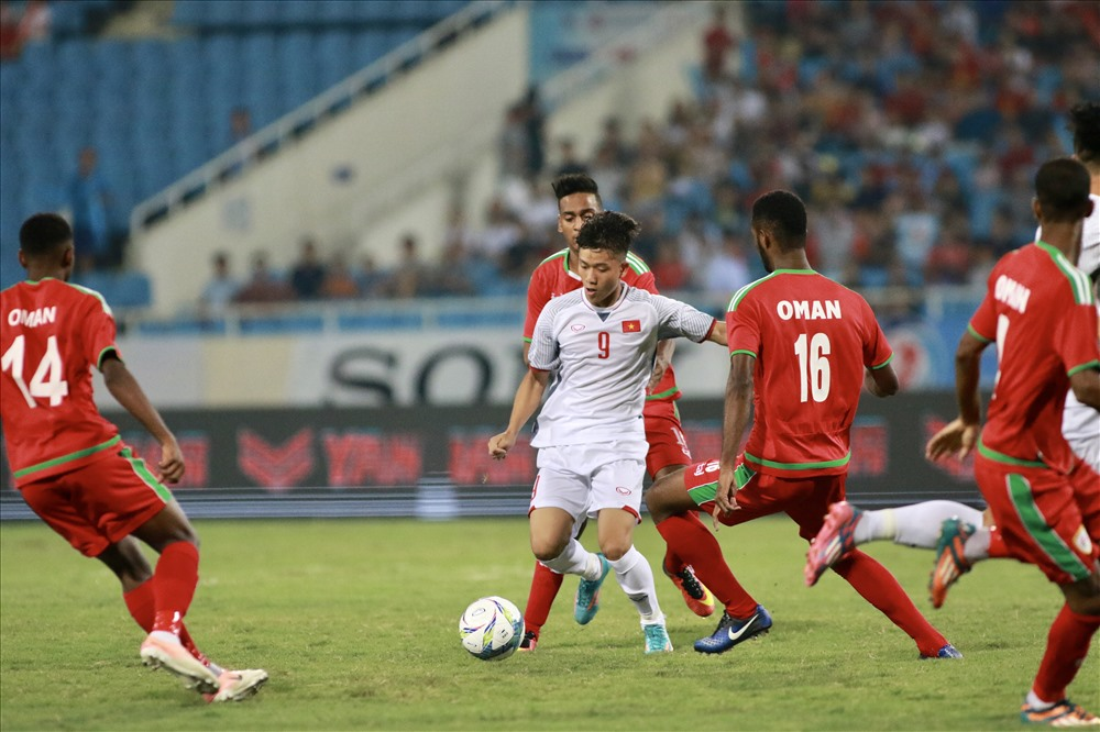Đoàn Văn Hậu ghi siêu phẩm, U23 Việt Nam đánh bại U23 Oman