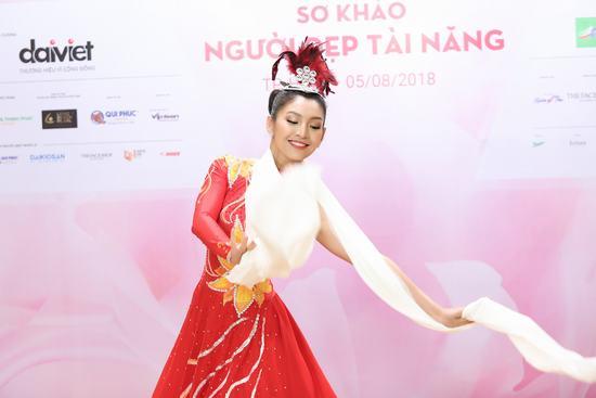 Hoa hậu Việt Nam 2018 xuất hiện nhiều tài năng bất ngờ