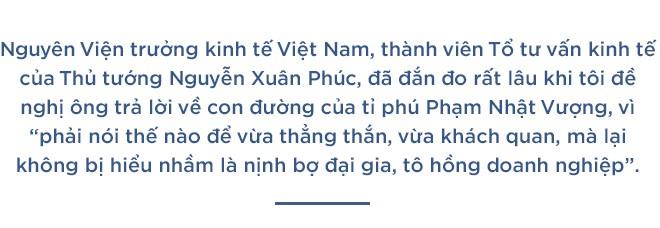 """PGS. TS Trần Đình Thiên: """"Đã có Phạm Nhật Vượng thì cũng có thể có những người khác"""" - Ảnh 1."""