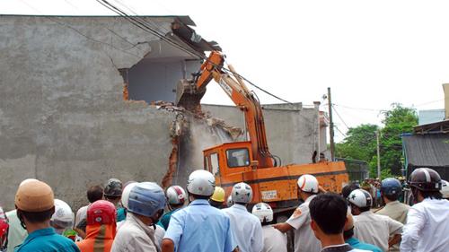 Trong 8 tháng đầu năm, có hơn 820 công trình vi phạm trật tự xây dựng