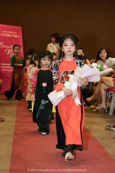 Dàn mẫu nhí top đầu Hà thành quy tụ tại sự kiện Beauty Night