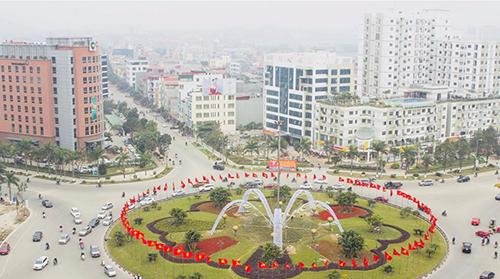 Thị trường bất động sản Bắc Ninh trong vòng một năm qua có sự xuất hiện của một loạt các chủ đầu tư lớn. Ảnh: UBND tỉnh Bắc Ninh