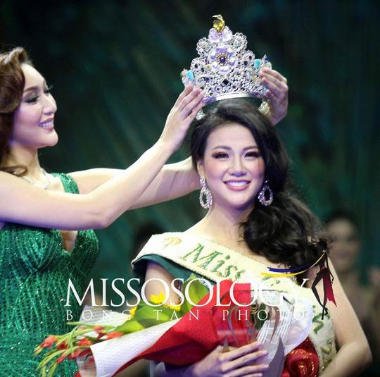 Đăng quang Hoa hậu Trái đất 2018: Nhan sắc Việt lên ngôi - Ảnh 1.