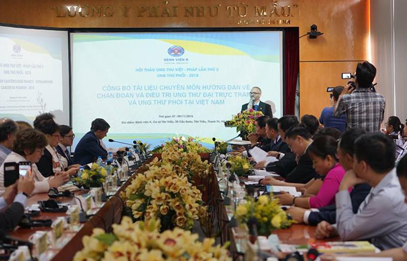 Gần 115.000 người Việt tử vong do ung thư trong năm 2018
