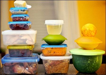 Hiểm họa từ đồ nhựa đựng thực phẩm