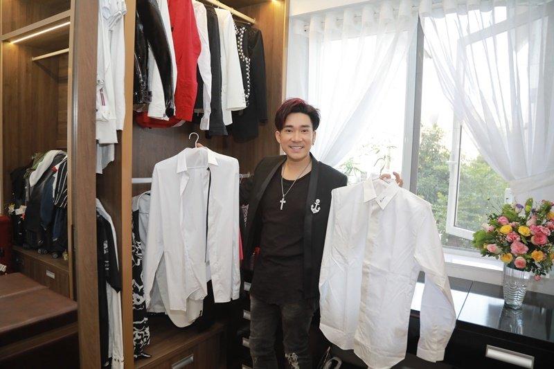 Biệt thự trắng 20 tỷ của ca sĩ Quang Hà