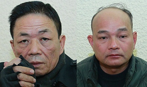 Bắt tạm giam kẻ cầm đầu bảo kê chợ Long Biên