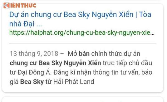 Chua duoc cap phep, Bea Sky Nguyen Xien rao ban ram ro trai phap luat?-Hinh-3