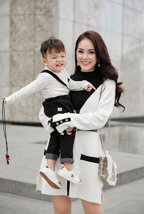 Dương Cẩm Lynh: 'Con trai tôi với nhà nội chưa có được sự gần gũi'