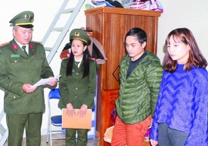 lap cong ty moi gioi xuat khau lao dong lua dao chiem doat tai san