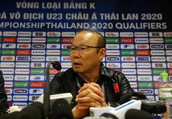 HLV Park Hang-seo: Bong da Viet Nam khong con so Thai Lan nua hinh anh 1