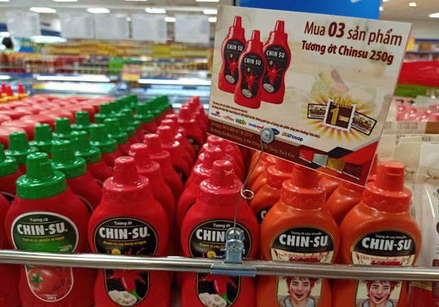 Cục An toàn thực phẩm thông báo tương ớt Chin-su an toàn cho người sử dụng - Ảnh 1.