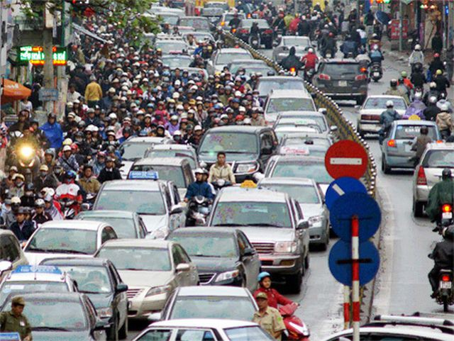 Vì sao ô tô Việt dẫm chân ở trình độ lắp ráp, giá cao? - Ảnh 1.