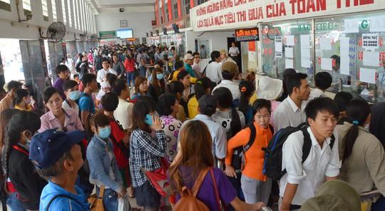 Giá vé xe lễ 30/4 và 1/5 từ TP HCM về các tỉnh miền Trung tăng 30 - 40% - Ảnh 1.