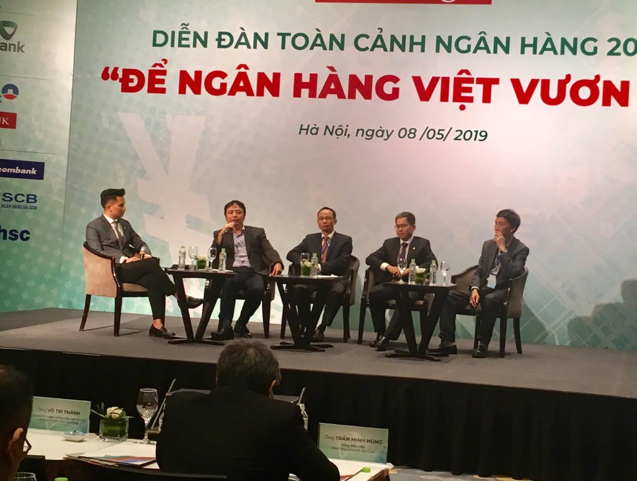 Cùng vẽ bức tranh ngân hàng Việt trong 5 năm tới - Ảnh 2.